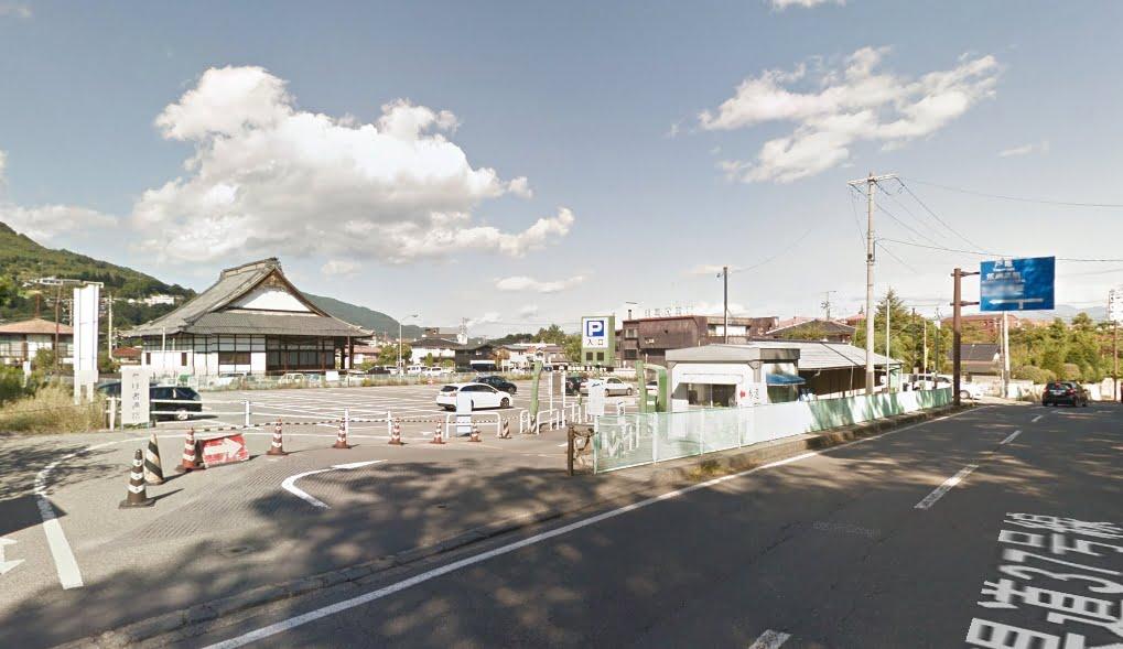 善光寺第3駐車場