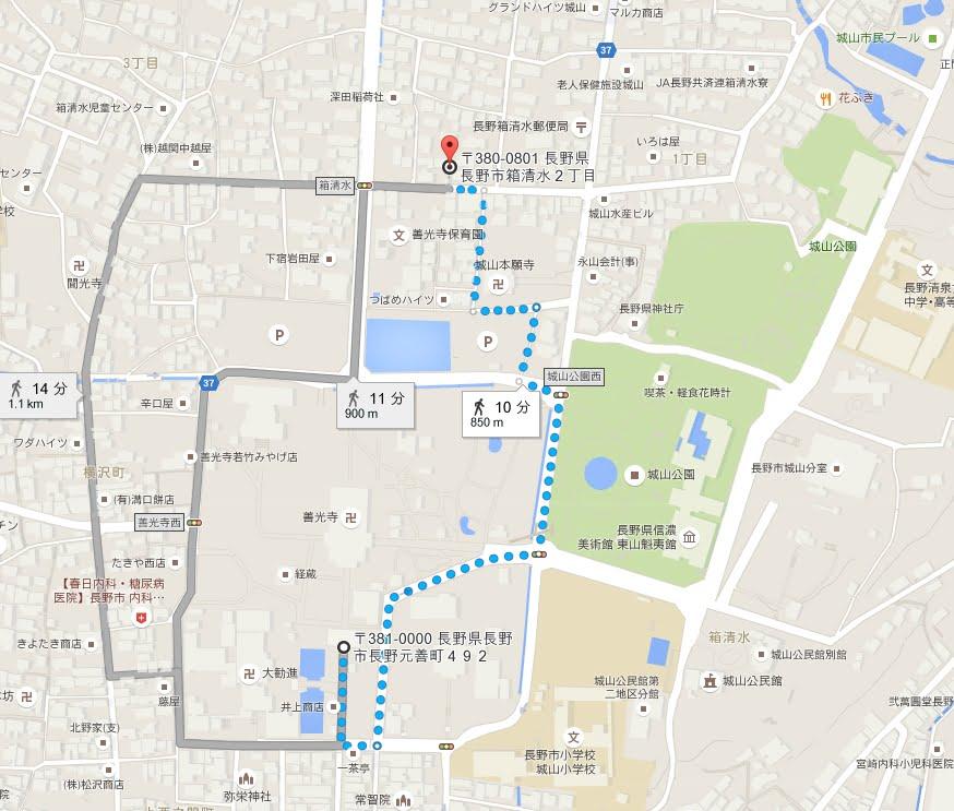 善光寺第3駐車場01