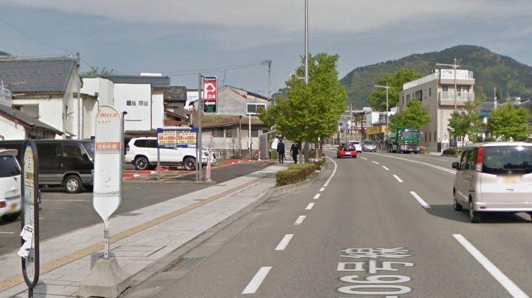 武井神社前パーキング