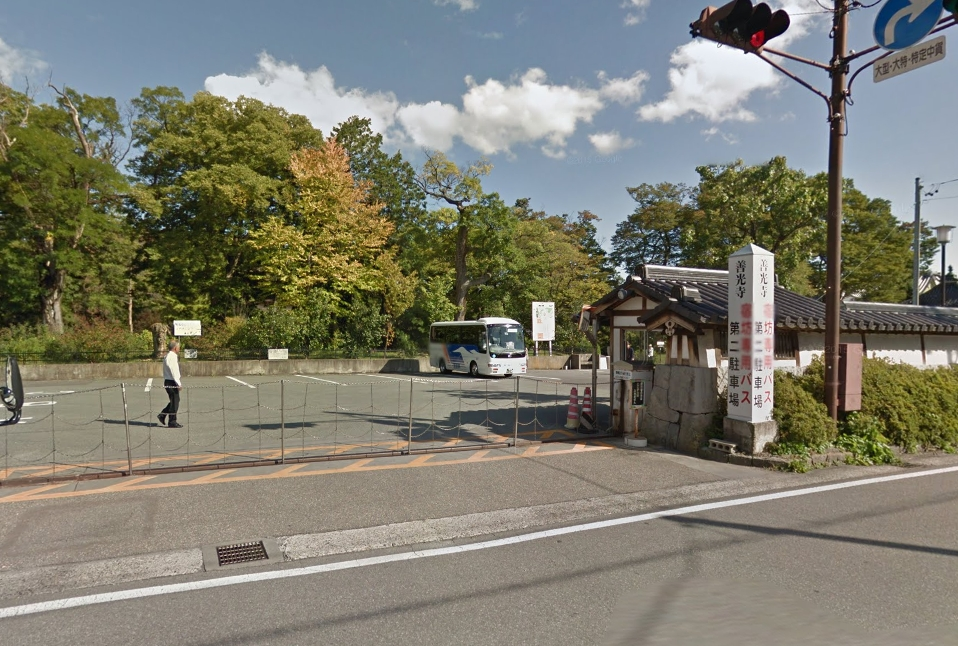 長野県善光寺第2駐車場