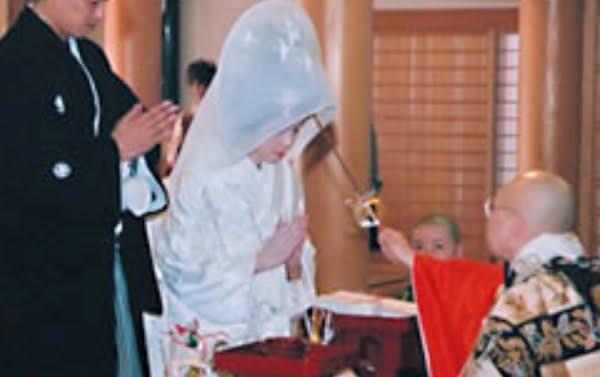 長野善光寺仏前結婚式
